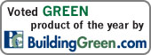 Voted Green Product of the Year